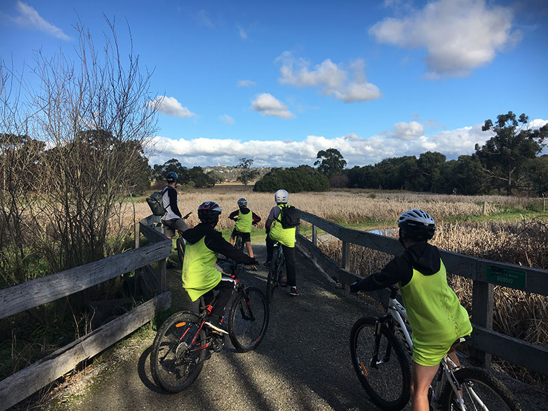 Reconnect Riders Report – 6 July 2017