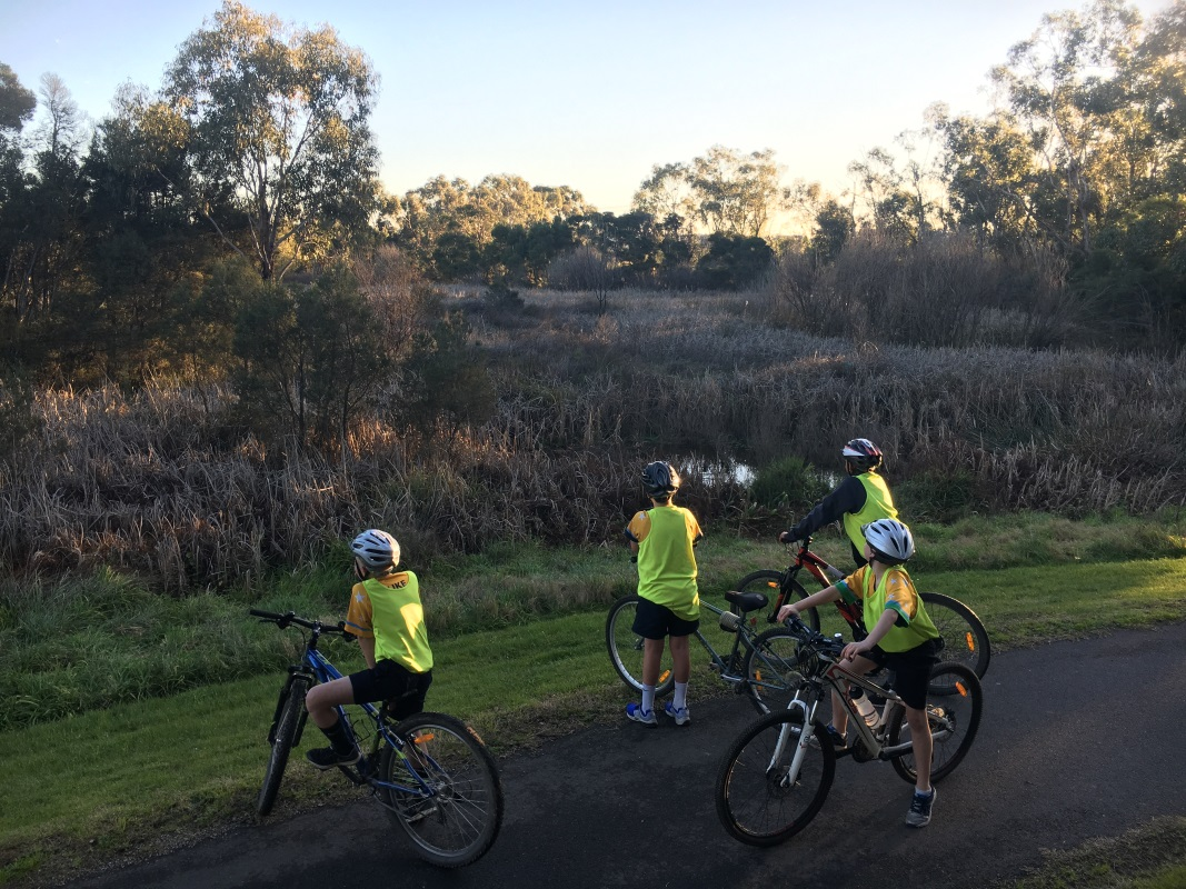 Reconnect Riders Report – 21st July